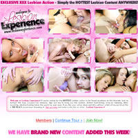 Lesbian Experience! Exclusive lesbian porn!
